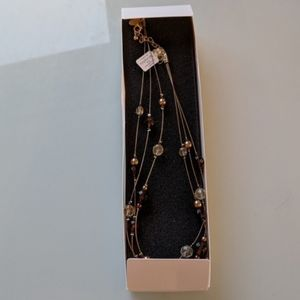 NWT Lia Sophia Necklace
